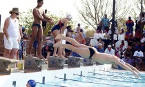 Falcon College swimming competitions