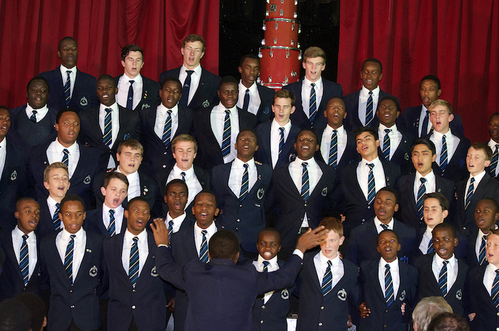 Inter-House Singing