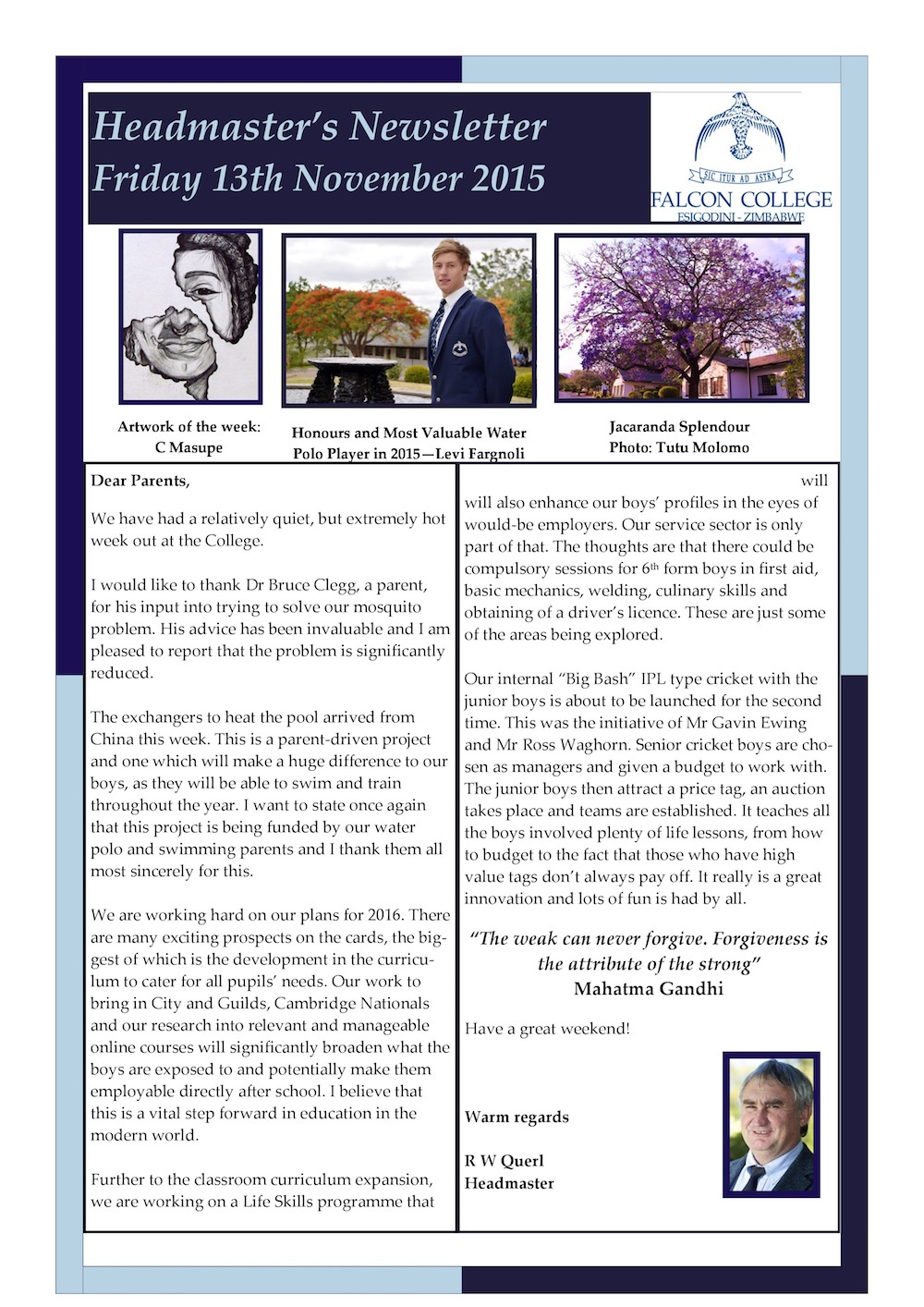 Headmaster's Newsletter Friday 13th November 2015 edited-page-0