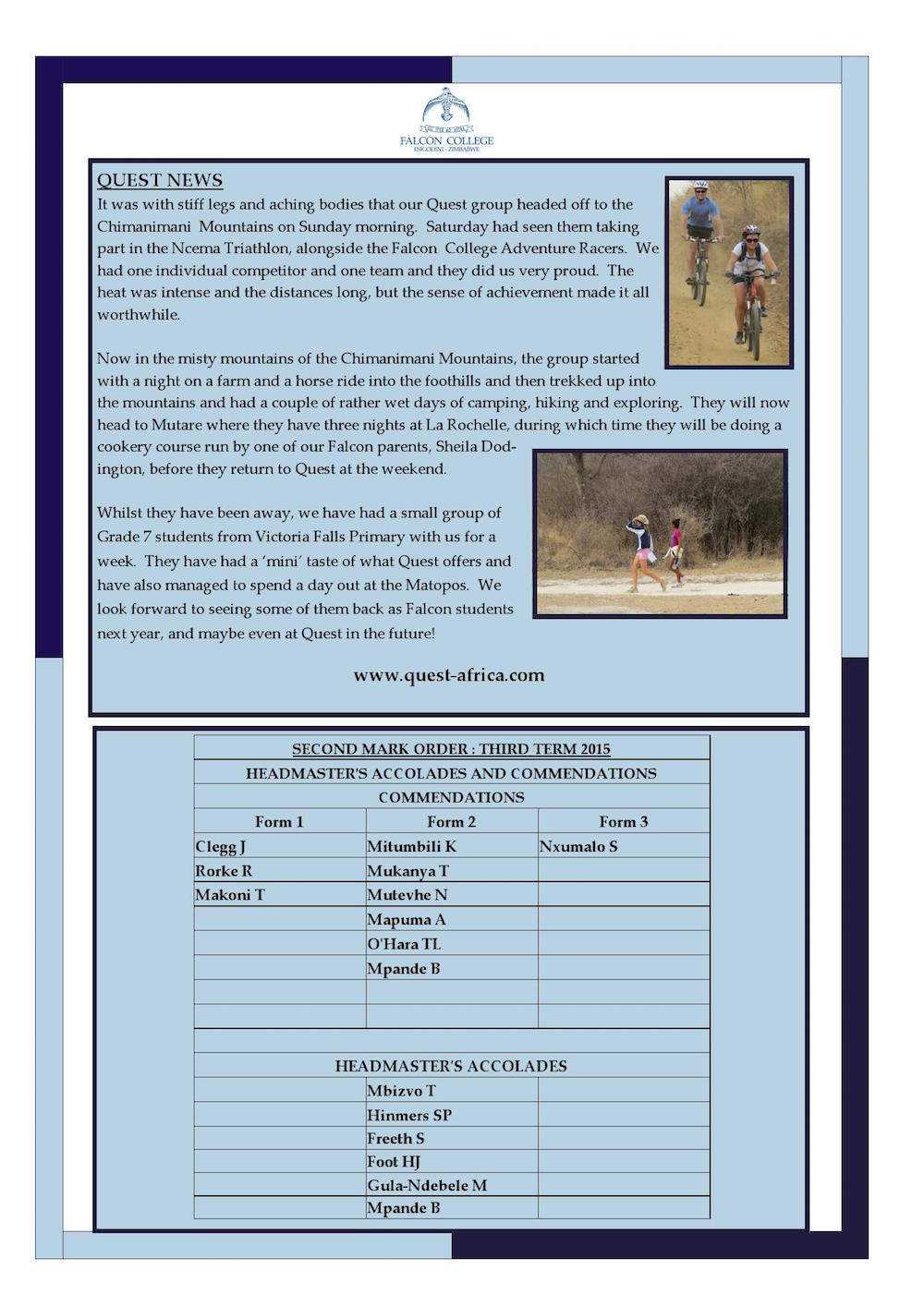 Headmaster's Newsletter Friday 20th November 2015 edited_2