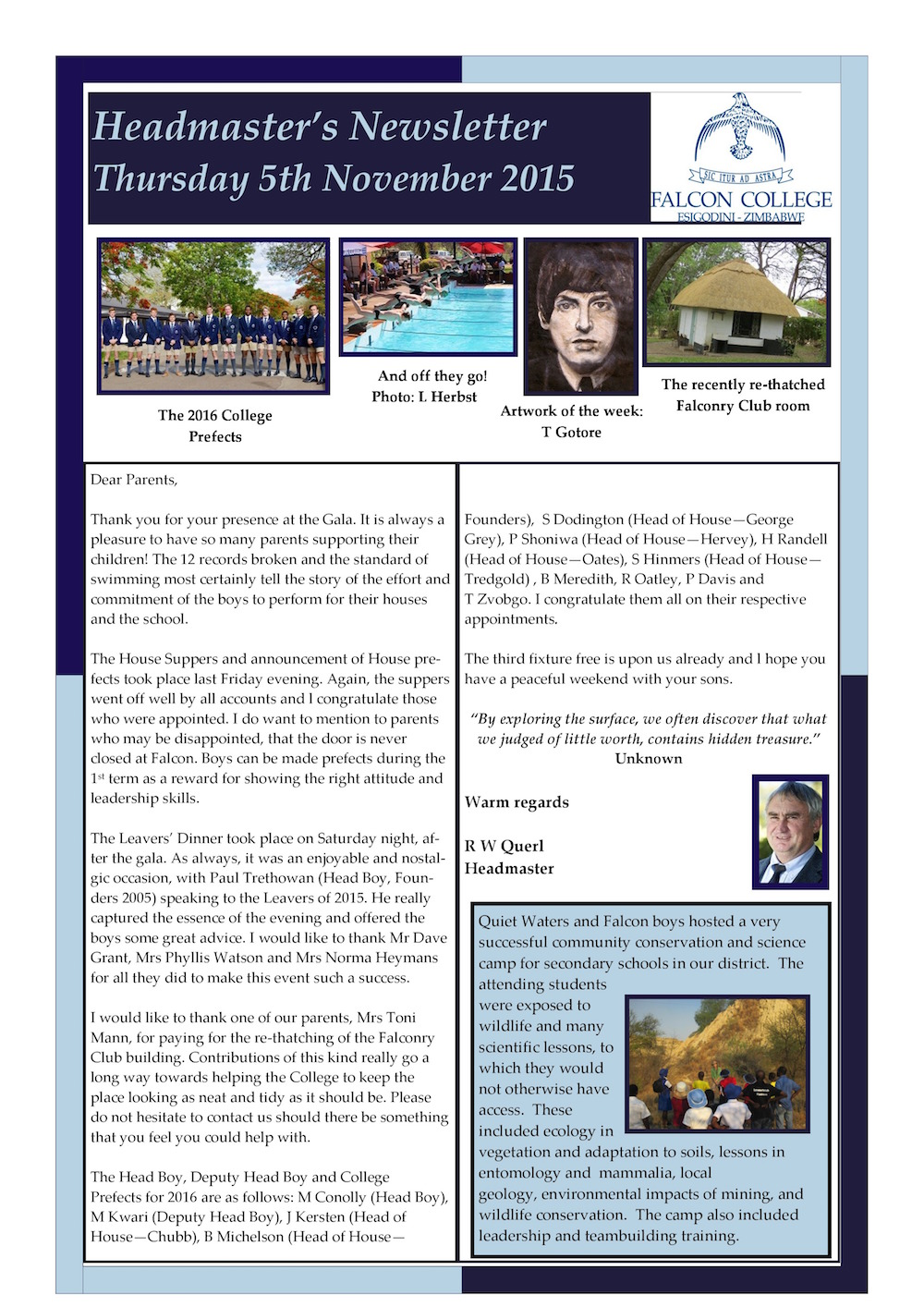 Headmaster's Newsletter Thursday 5th November 2015 edited -page-0