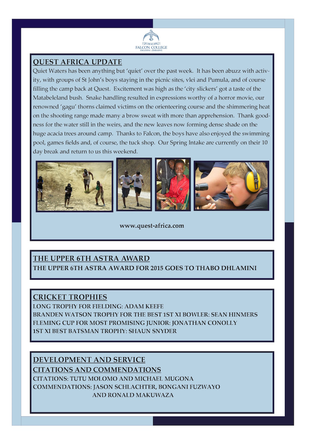 Headmaster's Newsletter Thursday 5th November 2015 edited -page-1