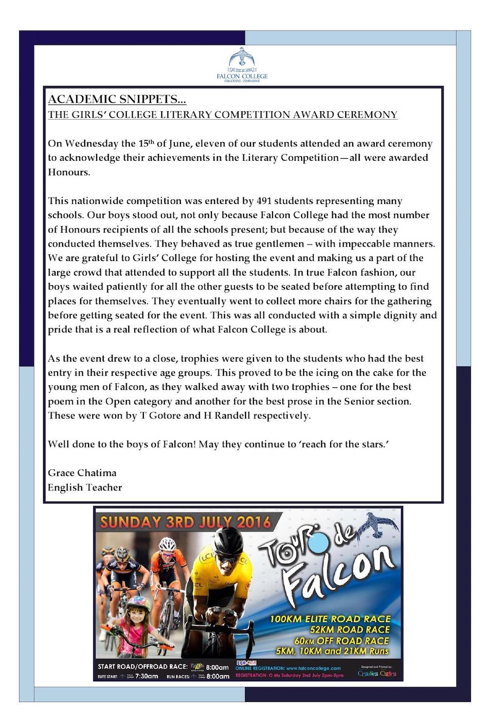 Headmaster's Newsletter Friday 24th June 2016 edited_000002